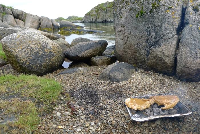 Wielorazowy jednorazowy grill to sposób na dość tani, ale dobry obiad