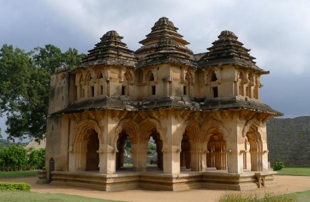 Lotus Mahal (Centrum Królewskie)