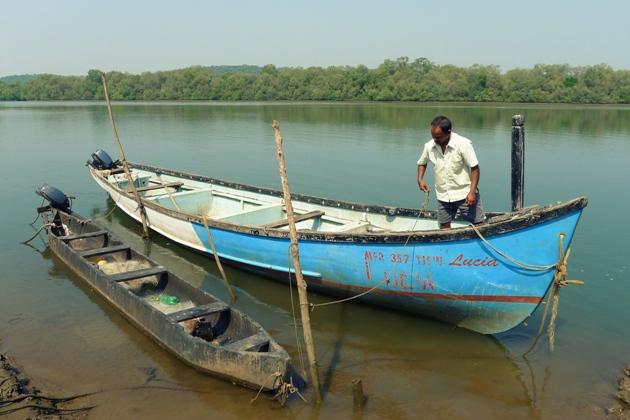 Uday i jego jednostki pływające