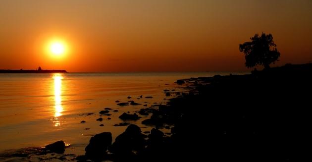Zachód słońca raz jeszcze