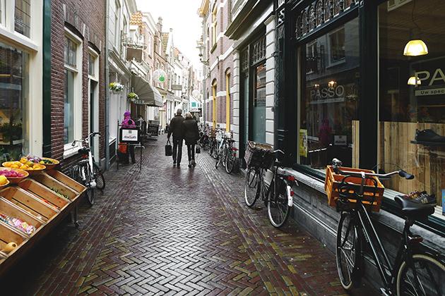 Alkmaar prezentuje się wcale nieźle nawet w deszczu