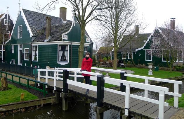 Kanaliki, malownicze mosteczki i drewniane domki - prawda, że uroczo?