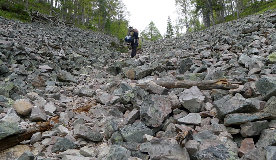 Pallas-Yllastunturi - część południowa