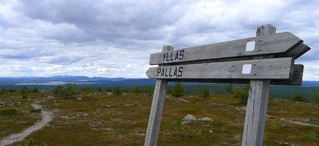 Pallas-Yllastunturi