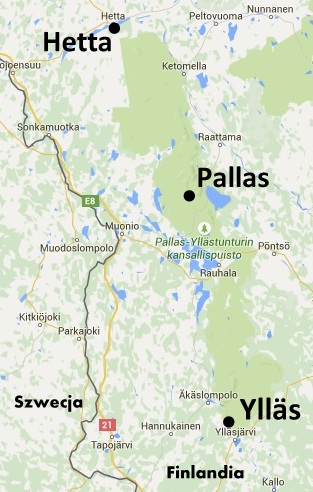 Park Narodowy Pallas-Yllästunturi