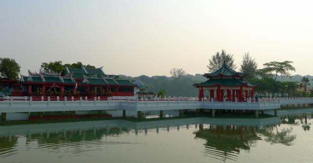 Żółwiowa świątynia - Tua Pek Kong