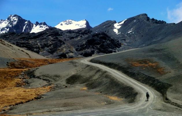 W poszukiwaniu zatartych szlaków Inków (5700 m n.p.m.)