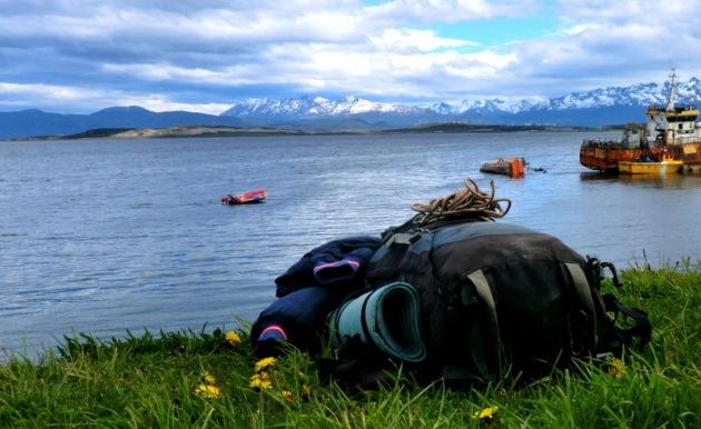 Na krańcu świata - Ushuaia, Argentyna