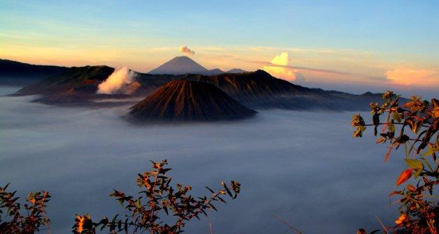 Gdzie planeta oddycha - wulkan Bromo, Indonezja
