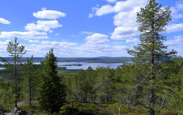 Finlandia Jeziora