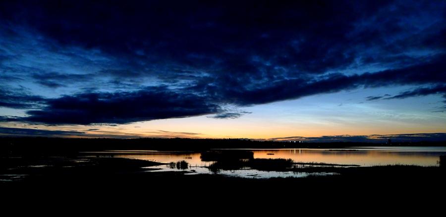Noc świętojańska w Espoo