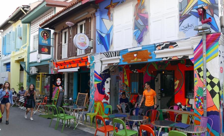 Haji Lane, Kampong Glam