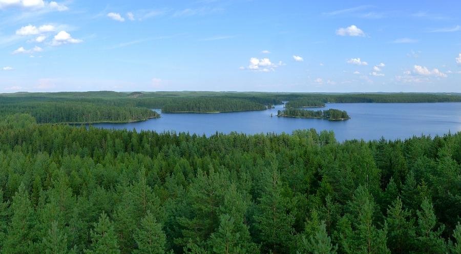 Park Narodowy Repovesi