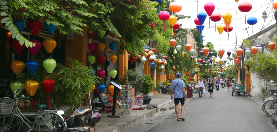 HoiAn - Old Town