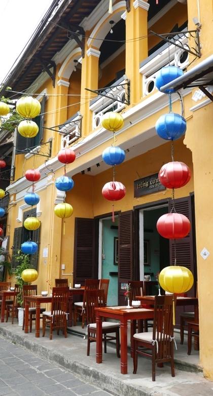 Hoi An - Stare Miasto