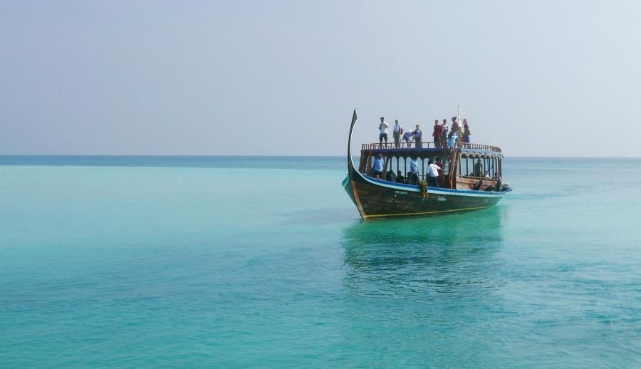 Malediwy - prom