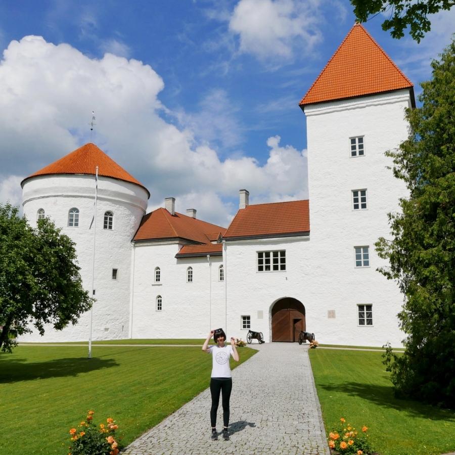 Zamek w Koluvere