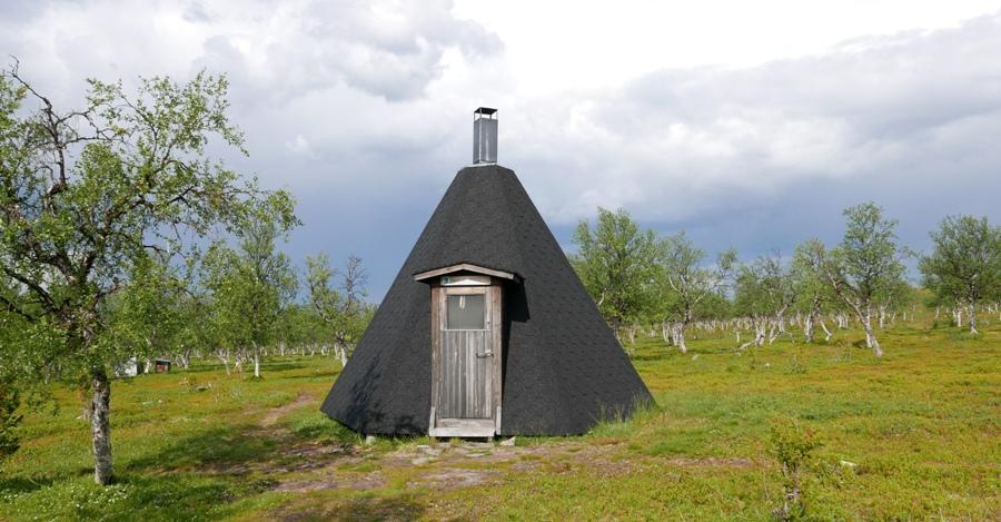 Darmowe domki w Finlandii - kota