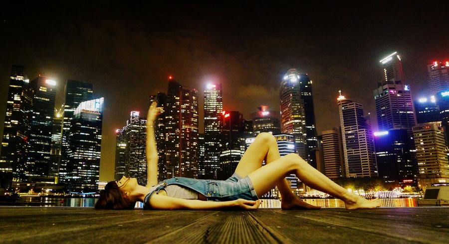 Emigracja - Singapur