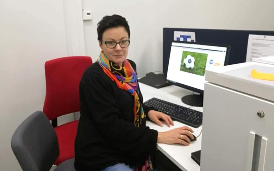 Praca w Finlandii - Anna