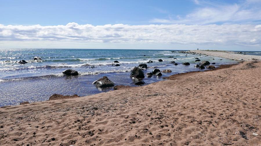 Hiuma - plaża Ristna
