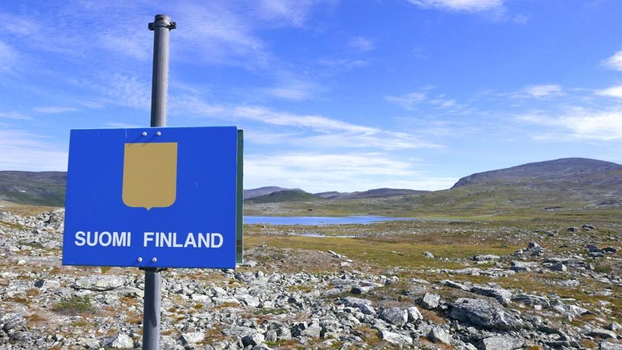 Granica fińsko-norweska